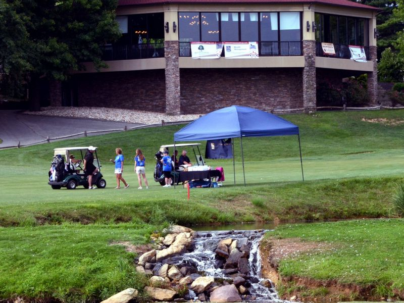 2016, Patriot Par 3, Opening Ceremonies, Action Shots 121